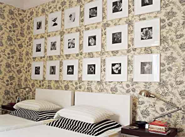 Usar fotografias para decorar paredes 005