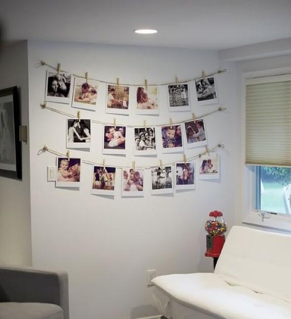 Usar fotografias para decorar paredes 009