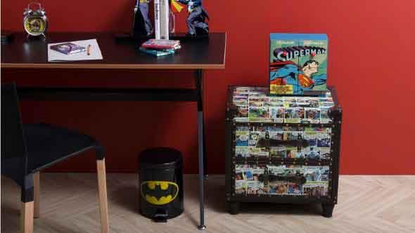 Criatividade com revistas, quadrinhos e jornais 002