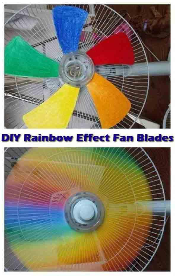 Decorar ambientes com as cores do arco-íris 006