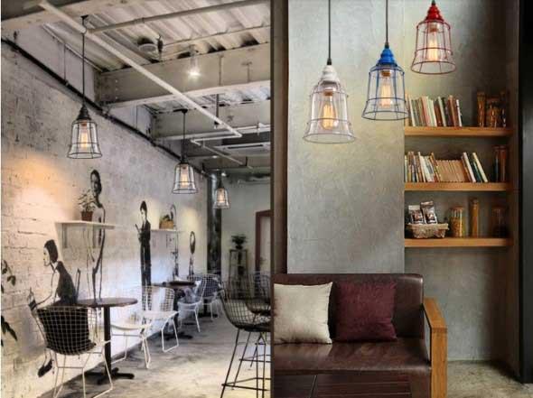 Dicas de iluminação com estilo industrial 011