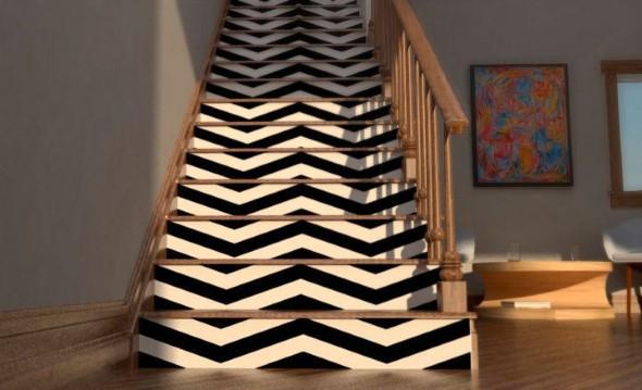 Escadas coloridas 008