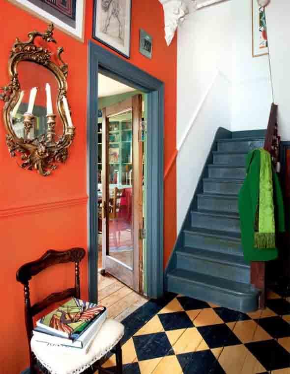 Escadas coloridas 015