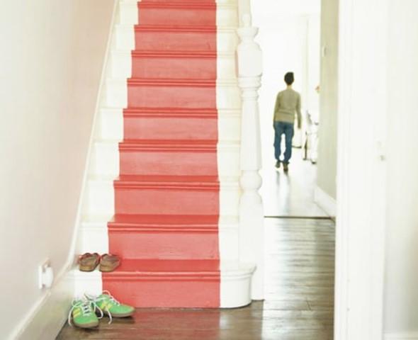 Escadas coloridas 018
