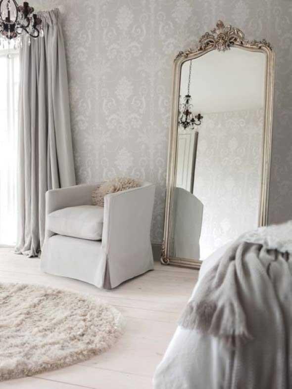 Espelhos antigos na decoração 013
