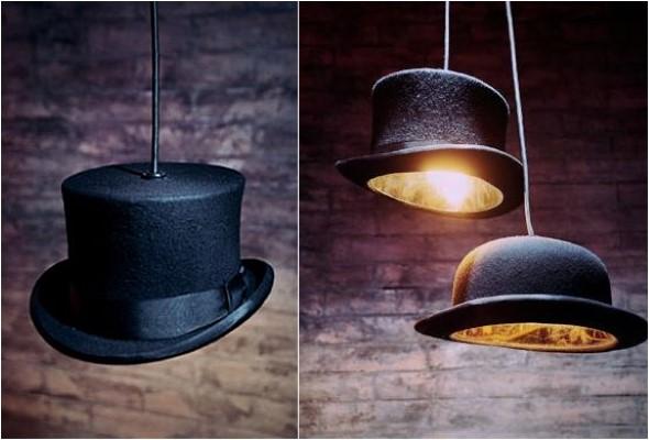 Ideias para usar chapéus na decoração 019