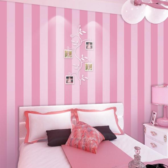 Inspiração com tons de rosa na decoração 008