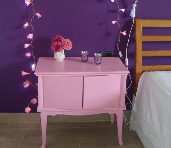 Inspiração com tons de rosa na decoração 017
