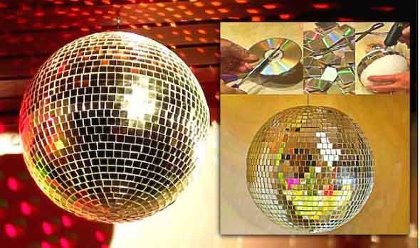 Usar CDs na decoração 016