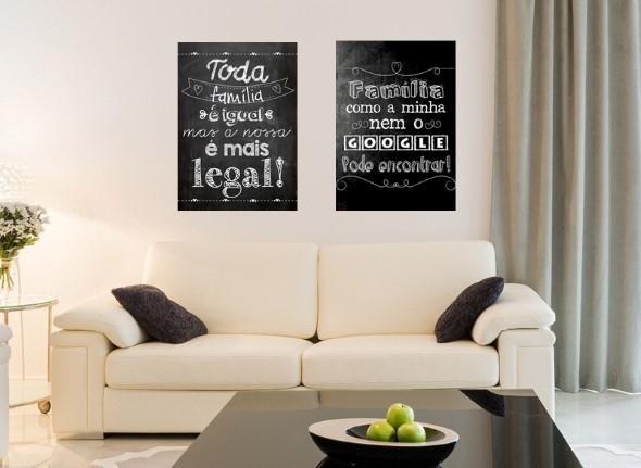 Decore sua casa com letreiros 015