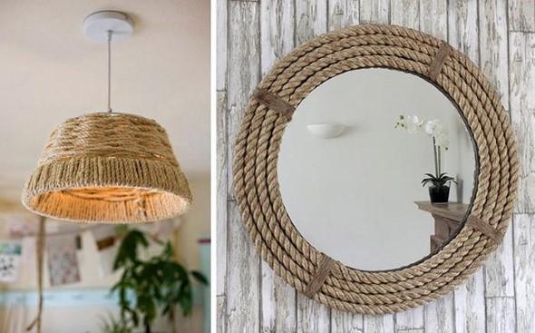 Ideias criativas para decorar com cordas 001