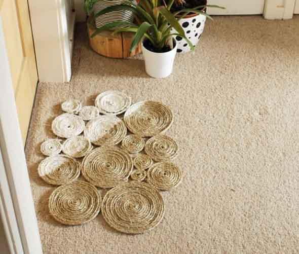 Ideias criativas para decorar com cordas 002