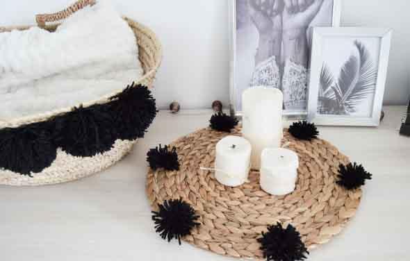 Ideias criativas para decorar com cordas 013
