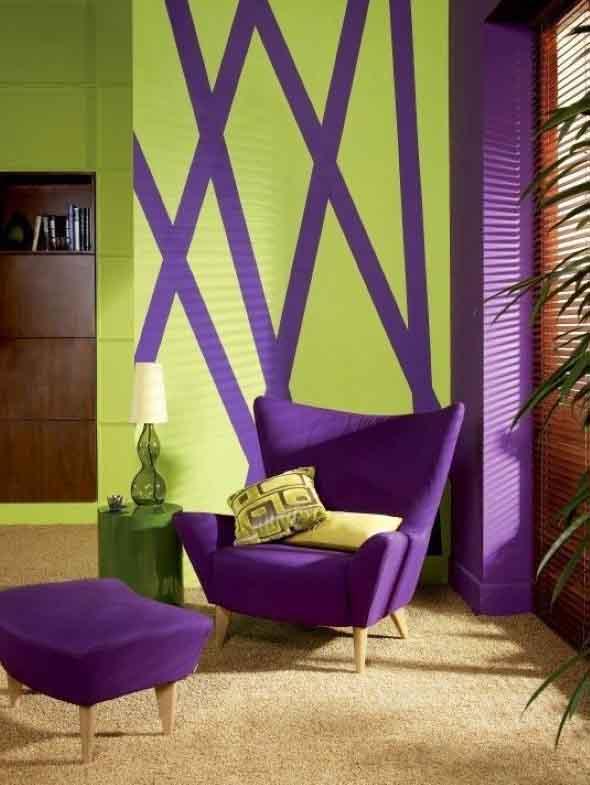 Ultra violeta na decoração 004