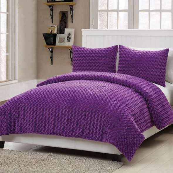 Ultra violeta na decoração 008