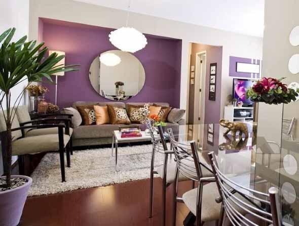 Ultra violeta na decoração 011