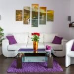 Ultra violeta na decoração 014