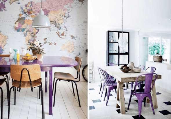 Ultra violeta na decoração 015