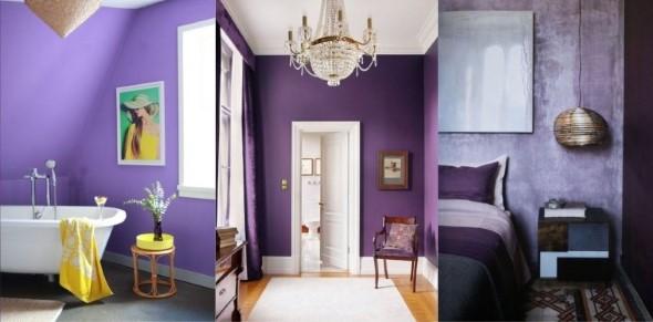 Ultra violeta na decoração 016
