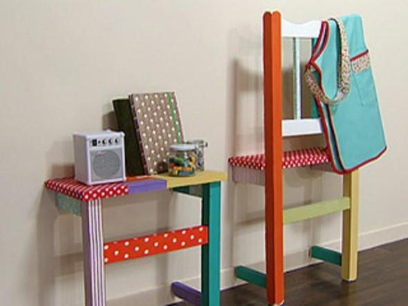 Usar cadeiras na organização de casa 003