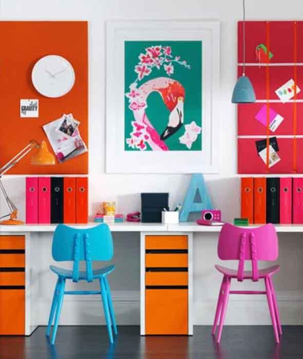 Como usar flamingos na decoração 002