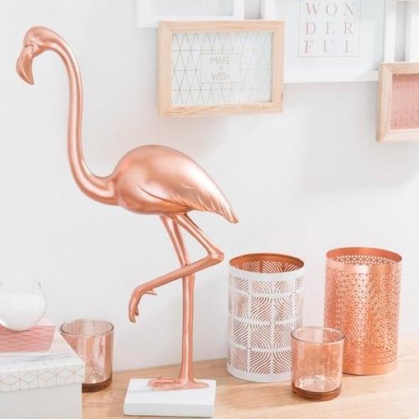 Como usar flamingos na decoração 008