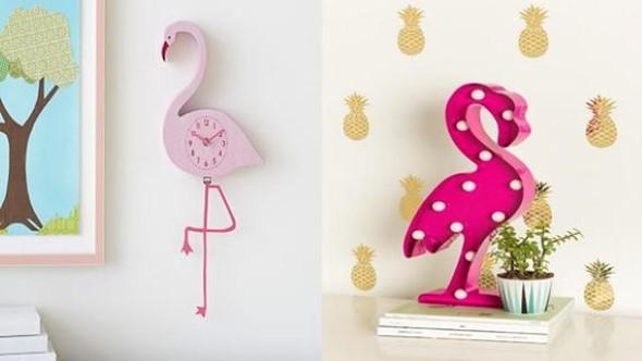 Como usar flamingos na decoração 013