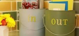 Como usar latas na decoração – Dicas simples e práticas
