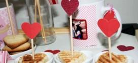 Ideias com corações para o Dia dos Namorados