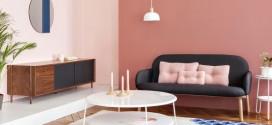 Millennial Pink – Novos tons de rosa na decoração