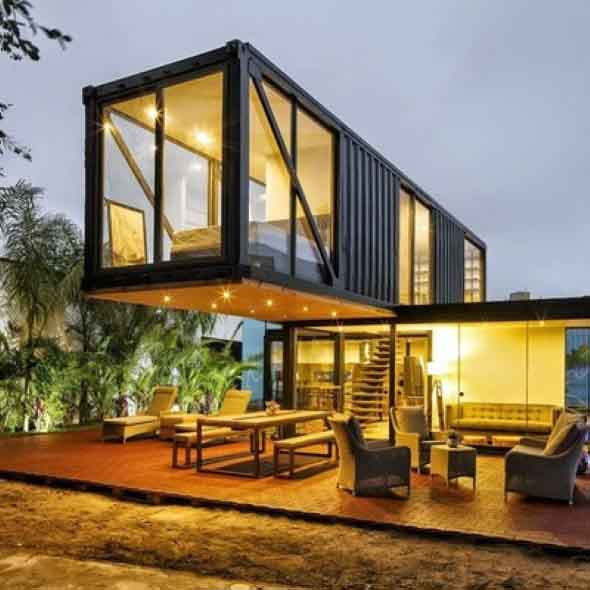 Modelos de casas containeres 011