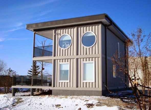 Modelos de casas containeres 014