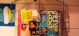 DIY – Porta revistas artesanal – Saiba como fazer