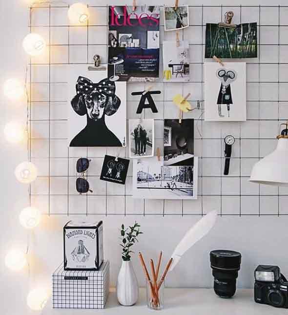 Ideias para usar grades na decoração 002