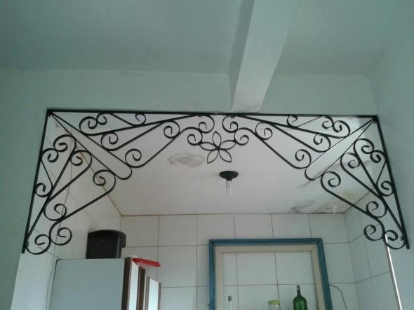 Ideias para usar grades na decoração 007