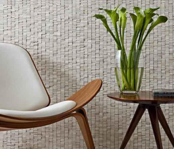 Revestimento rústico nas paredes 022