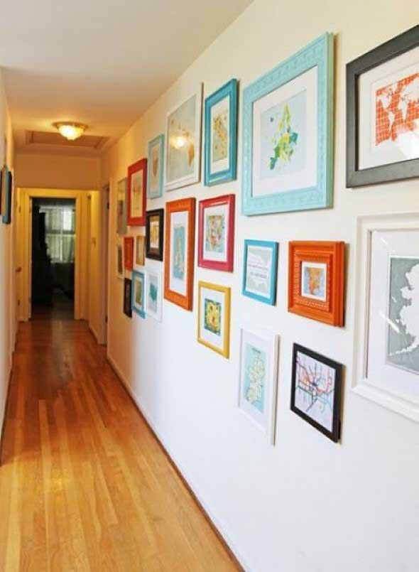 Dicas de decoração com quadros coloridos 016
