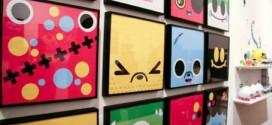Dicas de decoração usando quadros coloridos