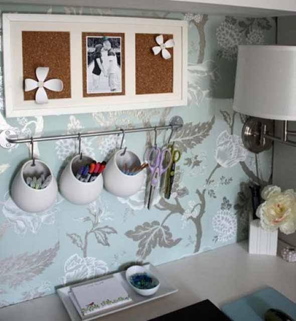 Economize espaço em casa pendurando objetos 015