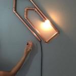 Luminárias de PVC 003
