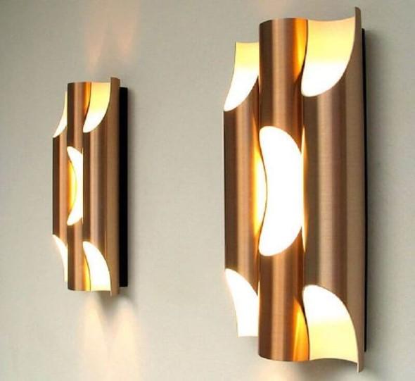 Luminárias de PVC 007