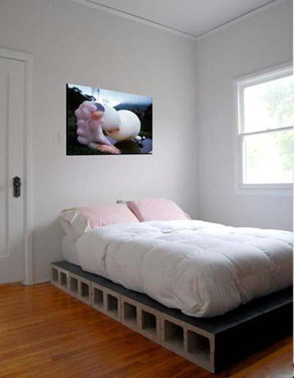 Modelos de camas com visual rústico 015