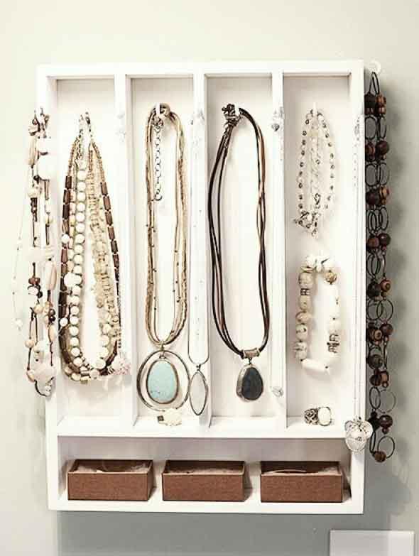 Como organizar joias e bijuterias em casa 011