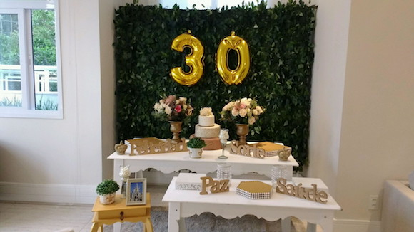 festa 30 anos 2