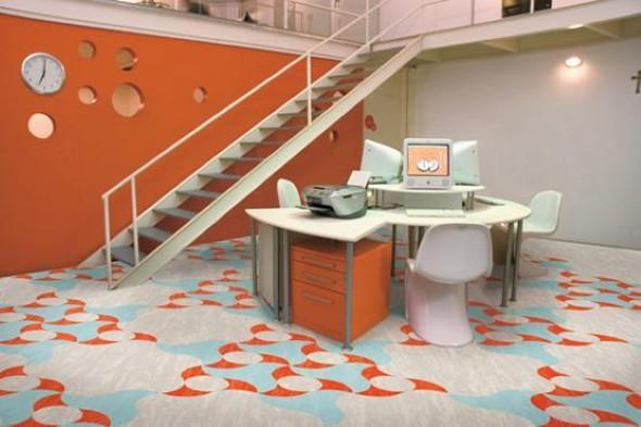 Cobrir piso com manta vinílica  006