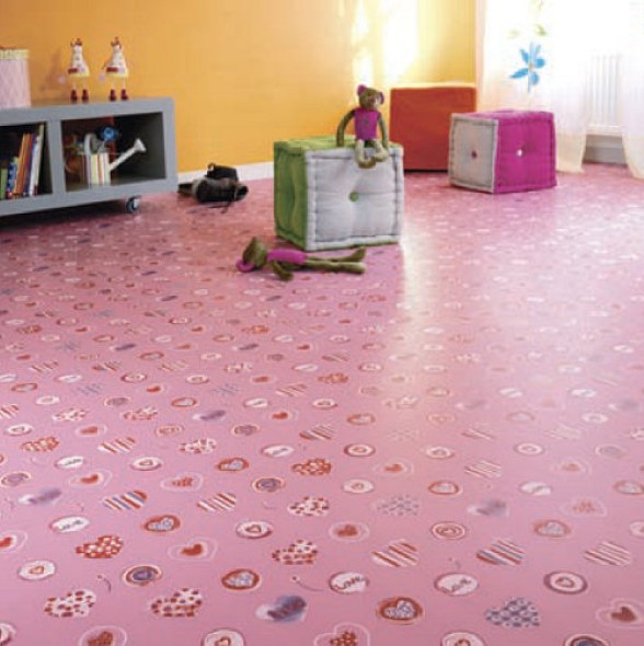 Cobrir piso com manta vinílica  008