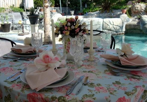 Como decorar a mesa para o Dia das Mães 002