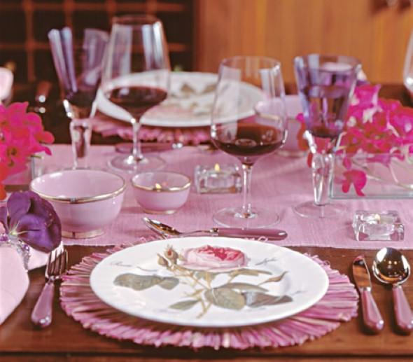 Como decorar a mesa para o Dia das Mães 005
