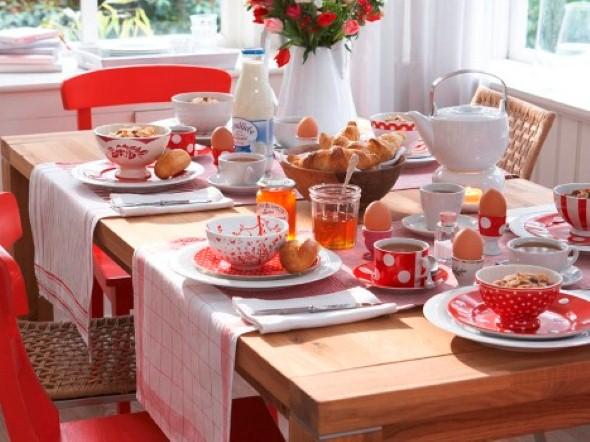 Como decorar a mesa para o Dia das Mães 006