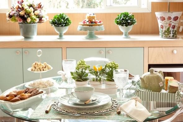 Como decorar a mesa para o Dia das Mães 008